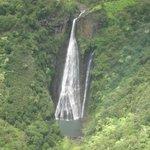 One of many beautiful waterfalls