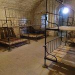 Fort de Douaumont, dortoirs