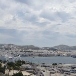 View of Mykonos Town