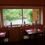 """Restaurant """"La Poule Rouge"""", Longages (Haute-Garonne), France"""