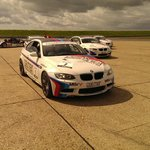 The BMW M3 Touring car