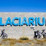 Visitando el Museo de Hielo en El Calafate