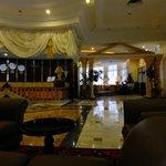 hotel hall