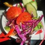 Large salad starter