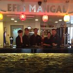 EFES MANGAL TURKISH RESTAURANT IS NOW TAKING BOOKINGS