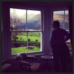 View from the Mull room