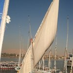 Luxor harbour