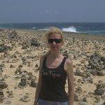 en la playa de deseos
