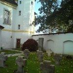 Kapuziner Friedhof.