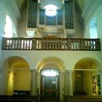 Orgel.