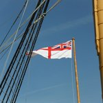 HMS Victory, Royal Dockyard Portsmouth, 1/2 block from George Hotel