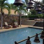 A peek at the Maradiva spa