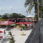 view of boatyard