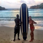 Boston Bay- surfing lessons