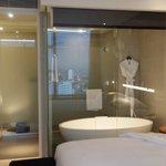 Open Bath Room