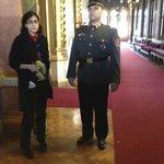 Notre guide francophone et un des gardes