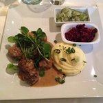 Köttbullar - ein Muss beim Schwedenbesuch ;-)