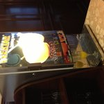 5* hotel orange juice machine?