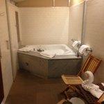 Bath in Hot Springs