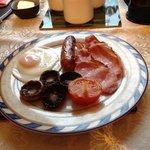 breakfast at Furnace Farm