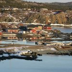 Twillingate (in May, post snow storm)