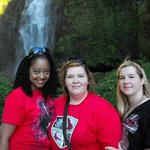 Steph Ally Roni at The Falls