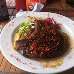 spicy pork chops!