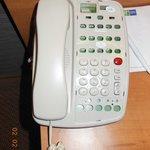The phone as described
