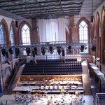 die Konzertkirche von innen