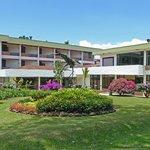 Hotel Bougainvillea from Garden