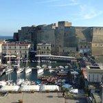 View from room 426 at Hotel Grand Vesuvio