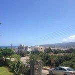 Views over looking Malia
