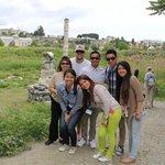 Ephesus with Zeynep