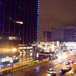 veduta della torre Montparnasse