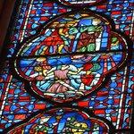 Sainte-Chapelle windows