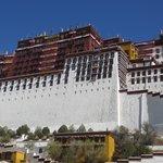 Potala Palast Tomb Stupas_3 D Mandalas