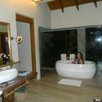 ванная комната в нашем бунгало