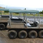 8 wheel all terrain vehicle