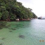 :) Lagoa Verde - Ilha Grande