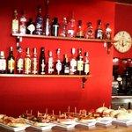 Os dejo unas fotos de la nueva imagen del Restaurante Las Endrinas de Broto