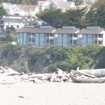 Seacliff from the ocean/river