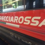 Frecciarossa high speed train