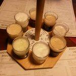 Assaggio birre artigianali