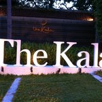 Out the front of the Kala