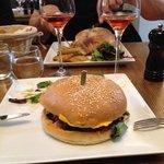 le hamburger gastro un des meilleurs de la région