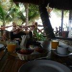"""desayuno en """"casa nostra"""""""