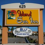 Location-attached to the Island Sun Inn Hotel, on the Island