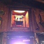 Wild Bill's chair