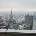 札幌テレビ塔が「見えます