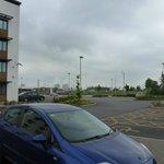 Car park view